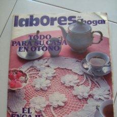 Coleccionismo de Revistas y Periódicos: REVISTA LABORES DEL HOGAR Nº 270 - 1980. Lote 44749003
