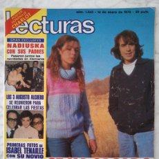 Coleccionismo de Revistas y Periódicos: LECTURAS - 1978 SERRAT, VICTORIA VERA, MJ CANTUDO, YVONNE SENTIS, NADIUSKA, SANDOKAN, PABLO ABRAIRA. Lote 44762735
