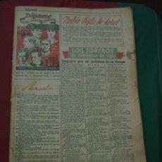 Coleccionismo de Revistas y Periódicos: NUMERO EXTRAORDINARIO DE LA REVISTA DIGAME, MEDIO SIGLO DE TOROS. Lote 44798208