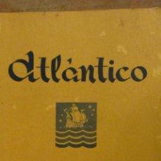 Coleccionismo de Revistas y Periódicos: ATLÁNTICO. REVISTA CULTURA CONTEMPORÁNEA. CASA AMÉRICA. MADRID. N. 21. 1963. Lote 44803249