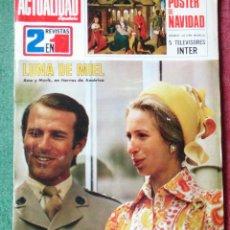 Coleccionismo de Revistas y Periódicos: REVISTA ACTUALIDAD ESPAÑOLA 1973 , ESPECIAL JUGUETES CON FOTOS.. Lote 44813276