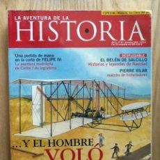 Coleccionismo de Revistas y Periódicos: LA AVENTURA DE LA HISTORIA Nº 62. Lote 44832621