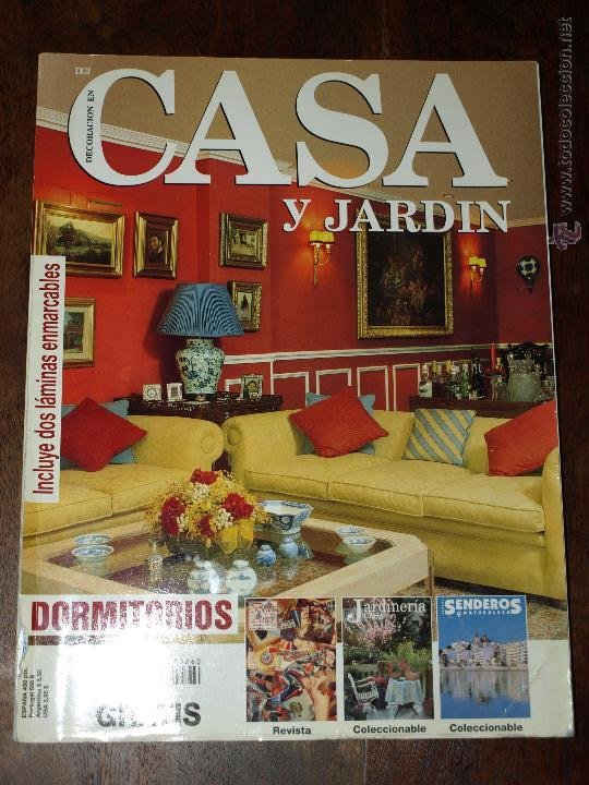 Casa y jardin revista perfect huerto en el jardn with for Casa y jardin revista pdf