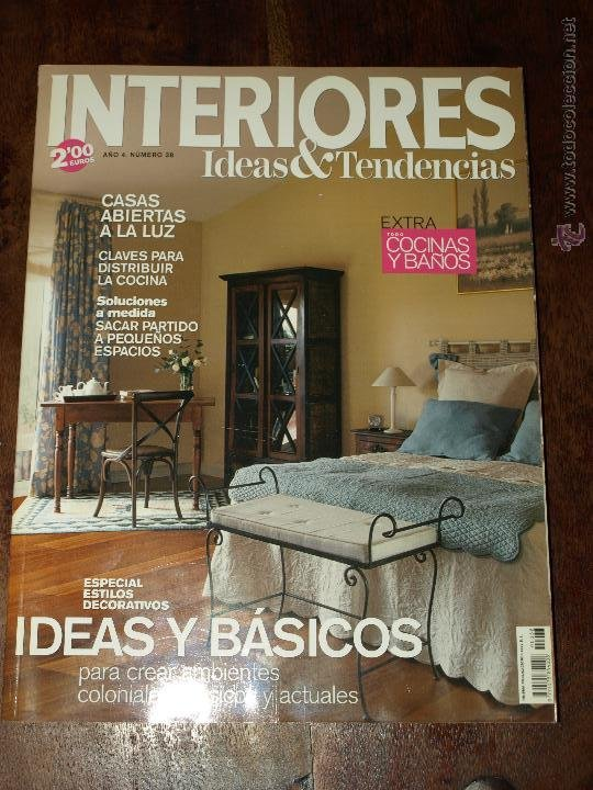 Interiores revista latest press interiores enero i for Revista interiores ideas y tendencias