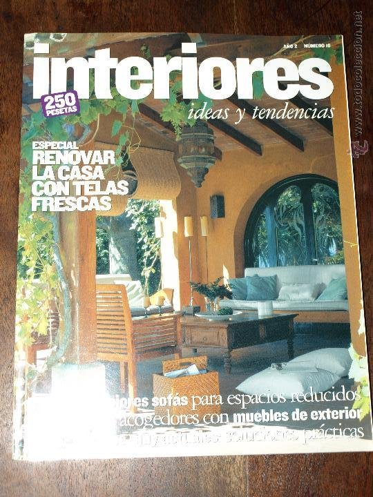 Revistas de decoracin interiores diseo interior decoracin Revista interiores ideas y tendencias