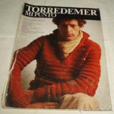 Coleccionismo de Revistas y Periódicos: REVISTA TORREDEMER MI PUNTO OTOÑO-INVIERNO 1978-79. Lote 195434823
