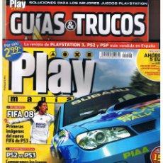 Coleccionismo de Revistas y Periódicos: PLAY MANIA. Nº 102. CONTIENE SUPLEMENTO PLAY GUIAS & TRUCOS.(ST/B8). Lote 45014550