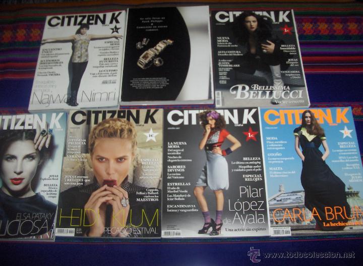 Coleccionismo de Revistas y Periódicos: CITIZEN K. - Foto 3 - 45065154