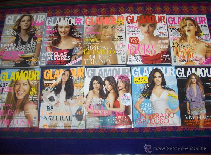 Coleccionismo de Revistas y Periódicos: GLAMOUR. - Foto 8 - 45065154
