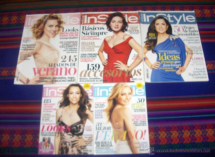 Coleccionismo de Revistas y Periódicos: IN STYLE. - Foto 10 - 45065154