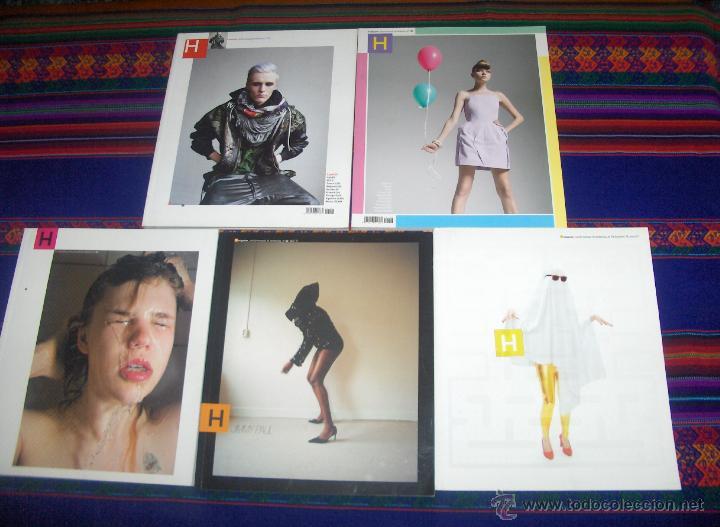 Coleccionismo de Revistas y Periódicos: H MAGAZINE. - Foto 11 - 45065154