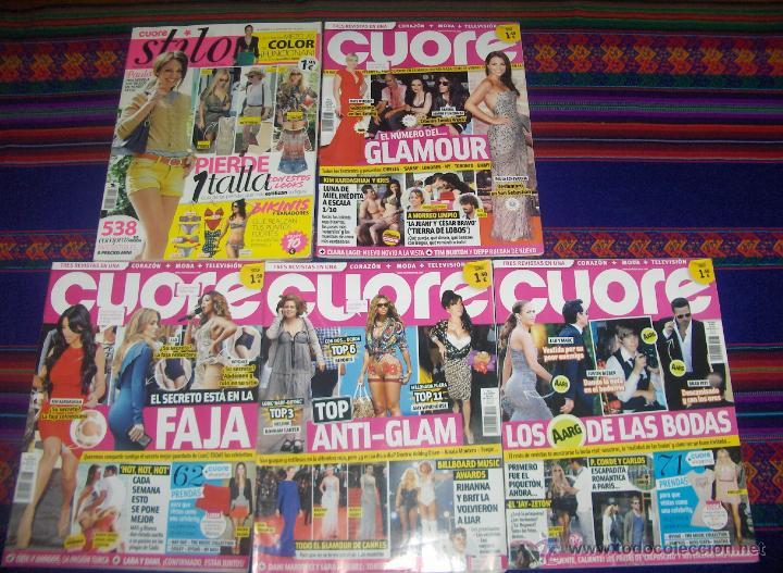 Coleccionismo de Revistas y Periódicos: CUORE. - Foto 12 - 45065154