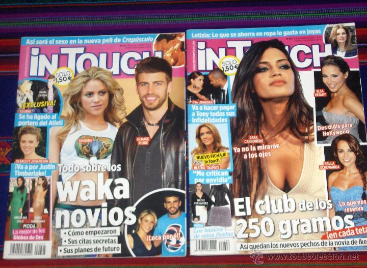 Coleccionismo de Revistas y Periódicos: IN TOUCH. - Foto 13 - 45065154