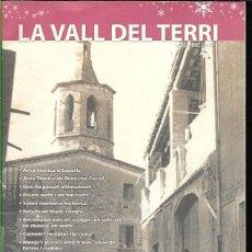 Collezionismo di Riviste e Giornali: REVISTA * LA VALL DEL TERRI * 2005. Lote 45084724