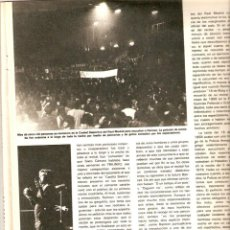Coleccionismo de Revistas y Periódicos: AÑOS 70 ATENTADO PROFESOR GUSTAVO BUENO MADRID CONCIERTO RAIMON INDUSTRIA FARMACEUTICA. Lote 45124391