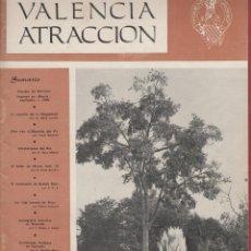 Coleccionismo de Revistas y Periódicos: VALENCIA ATRACCIÓN-Nº459-AÑO XLVIII-ABRIL 1973- RESUMEN FALLAS DE 1973-242 MAYORES Y 235 INFANTILES. Lote 45179411