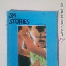 Coleccionismo de Revistas y Periódicos: SM STORIES, SADOMASOQUISMO, NÚM 1, NUEVA!!!. Lote 45295385