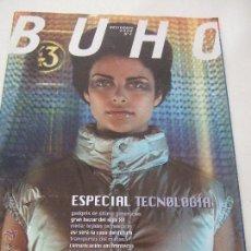 Coleccionismo de Revistas y Periódicos: REVISTA BUHO N° 4. Lote 45321397