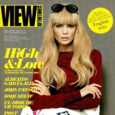 Coleccionismo de Revistas y Periódicos: VIEW OFTHETIMES HIGH & LOW - Nº 4 OTOÑO / INVIERNO 2006 - 2007. Lote 112446716