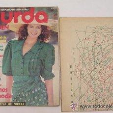 Coleccionismo de Revistas y Periódicos: BURDA MODEN (EN ESPAÑOL) - JULIO DE 1989 - VER DETALLES - BUEN ESTADO. Lote 180458857