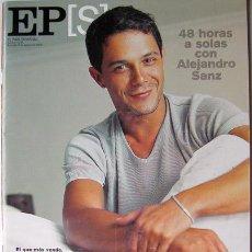 Coleccionismo de Revistas y Periódicos: REVISTA SEMANAL ALEJANDRO SANZ-ESPAÑOLES EN EL TERCER REICH-HARLEY DAVIDSON -POMPEYA AÑO 2000. Lote 45365154