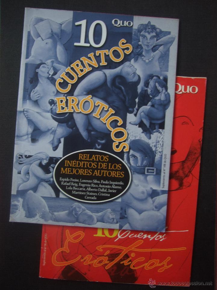 CUENTOS ERÓTICOS (Coleccionismo - Revistas y Periódicos Modernos (a partir de 1.940) - Otros)