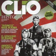 Coleccionismo de Revistas y Periódicos: CLIO HISTORIA N. 152 - EN PORTADA: KAMIKAZES (NUEVA). Lote 134939865