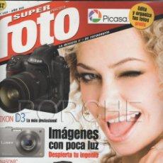 Coleccionismo de Revistas y Periódicos: 1 REVISTA SUPER FOTO PRÁCTICA Nº 153-AÑO XIII. Lote 45629933