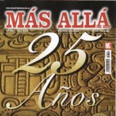 Coleccionismo de Revistas y Periódicos: MAS ALLA N. 301 - EN PORTADA: 25 AÑOS (NUEVA). Lote 194367940