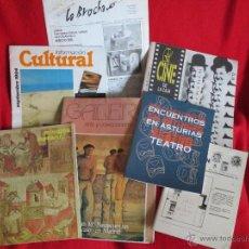 Coleccionismo de Revistas y Periódicos: SIETE REVISTAS CULTURALES. Lote 45740965