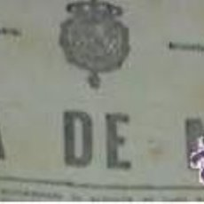 Coleccionismo de Revistas y Periódicos: GACETA MADRID 1/7/1923 (RIPOLL, RECEPCIÓN REY). Lote 45745537