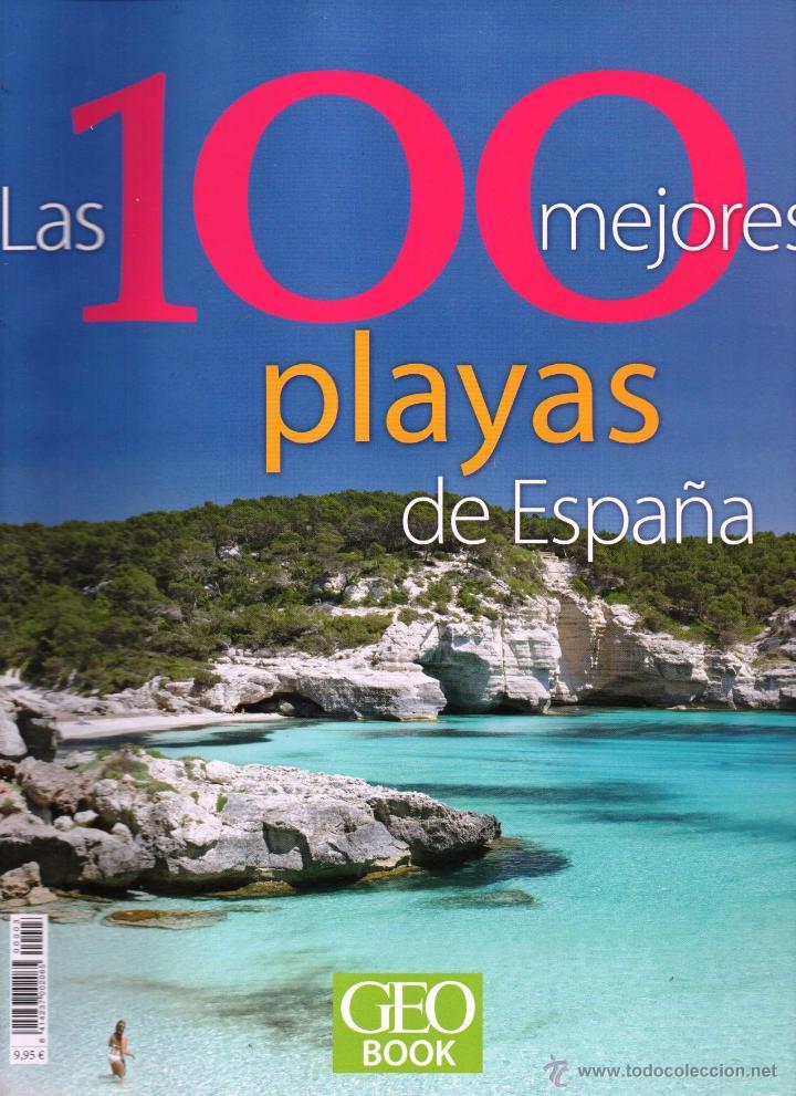 las 100 mejores playas de espana