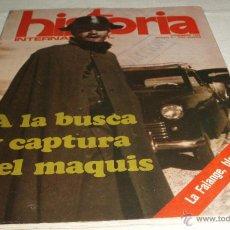 Coleccionismo de Revistas y Periódicos: REVISTA HISTORIA INTERNACIONAL Nº 9 DICIEMBRE 1975. Lote 45885468