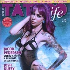 Coleccionismo de Revistas y Periódicos: TATTOO LIFE N. 68 (NUEVA). Lote 46113448