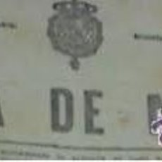 Coleccionismo de Revistas y Periódicos: GACETA MADRID 11/3/1925 EXPLOSIVOS, QUINTANAR DE LA ORDEN, ALCAZAR DE SAN JUNA, MIGUEL ESTEBAN, JACA. Lote 46124771