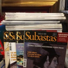 Coleccionismo de Revistas y Periódicos: 57 SUBASTAS SIGLO XXI. Lote 46214932