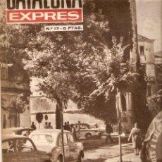 Coleccionismo de Revistas y Periódicos: AÑO 1962 ALGUER DENOMINACIO ORIGEN ALT URGELL NARCIS OLLER VICTOR CATALA NURIA ESPERT ACTRIZ TEATRO. Lote 46307151