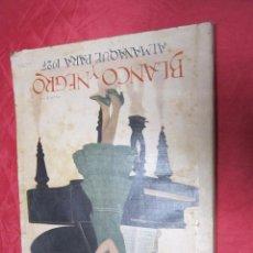Coleccionismo de Revistas y Periódicos: ALMANAQUE 1927 BLANCO Y NEGRO. Lote 46355110
