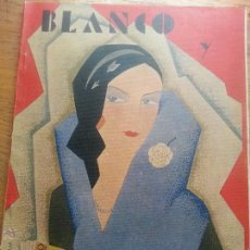 Coleccionismo de Revistas y Periódicos: BLANCO Y NEGRO. REVISTA 15/06/ 1930. Lote 46379389