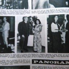 Coleccionismo de Revistas y Periódicos: RECORTE CARMEN MARTINEZ BORDIU. Lote 46502752
