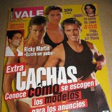 Coleccionismo de Revistas y Periódicos: NUEVO VALE Nº 1.031 (PORTADA:EXTRA CACHAS) LEER DESCRIPCION. Lote 46593800