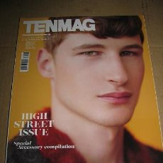 Coleccionismo de Revistas y Periódicos: TENMAG Nº196 (TENDENCIAS FASHIONMAG) LEER DESCRIPCION. Lote 46602755