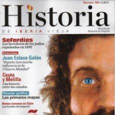 Coleccionismo de Revistas y Periódicos: HISTORIA DE IBERIA VIEJA N. 106 - EN PORTADA: EL GEN Ñ (NUEVA). Lote 52395765