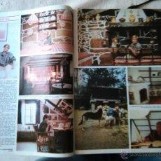 Coleccionismo de Revistas y Periódicos: RECORTE LOLA HERRERA. Lote 46620913