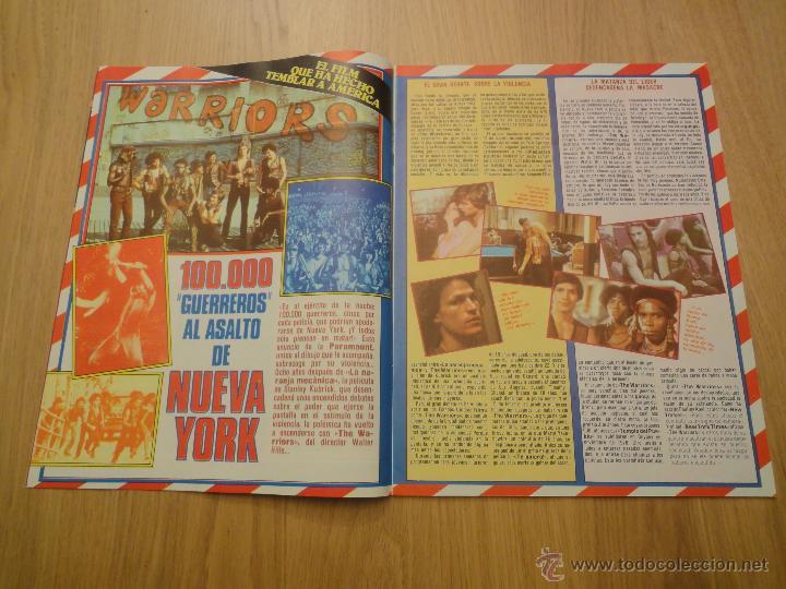 Coleccionismo de Revistas y Periódicos: Revista PEN # 24 / 1979 ~ JANE WARNER ~ THE WARRIORS ~ EDWIGE FENECH - Foto 5 - 46633718