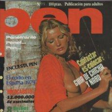 Coleccionismo de Revistas y Periódicos: REVISTA PEN # 19 / 1979 ~. Lote 46634608