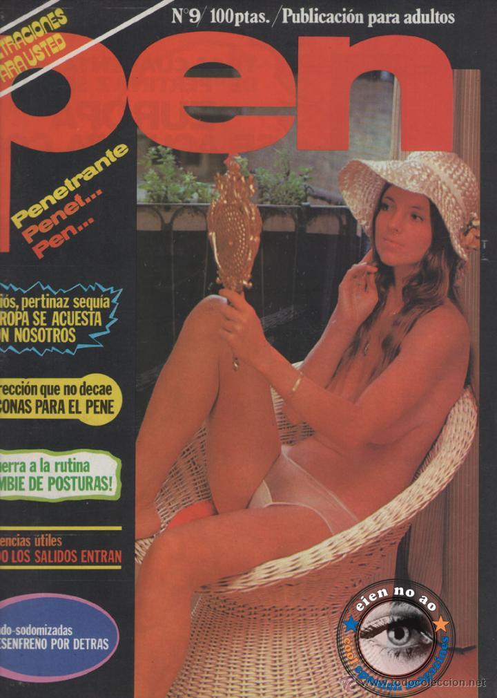 REVISTA PEN # 9 / 1978 ~ (Coleccionismo - Revistas y Periódicos Modernos (a partir de 1.940) - Otros)
