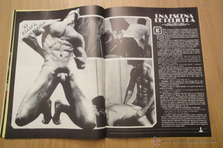 Coleccionismo de Revistas y Periódicos: Revista PEN # 9 / 1978 ~ - Foto 6 - 46635725