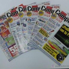 Coleccionismo de Revistas y Periódicos: LOTE 45 REVISTAS COMPUTER HOY. Lote 46666676