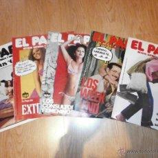 Coleccionismo de Revistas y Periódicos: 5 REVISTAS EL PAPUS AÑO 1974. Lote 46722722